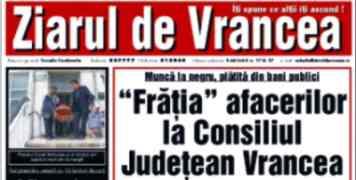 ZiaruldeVrancea